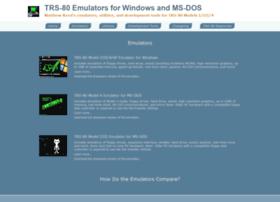 trs-80emulators.com