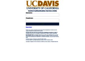 trs.ucdavis.edu