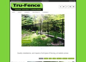 tru-fence.com