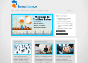 trubluetalent.in