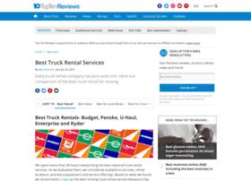 truck-rental-services-review.toptenreviews.com