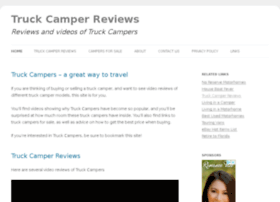 truckcamperreviews.com