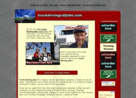 truckdrivingcdljobs.com