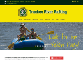 truckeeriverrafting.com