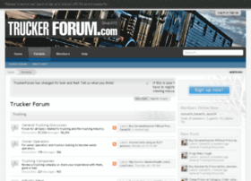 truckerforum.com