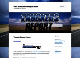 truckersreport.wordpress.com