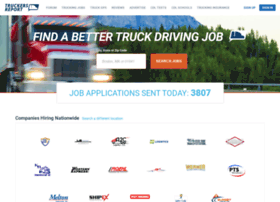 truckersreportjobs.com