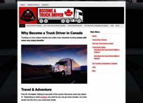truckerstrainingcanada.com