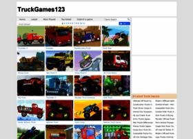truckgames123.com