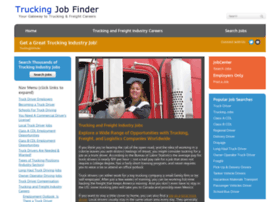 truckingjobfinder.com