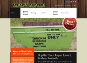 truckinrubbish.com.au