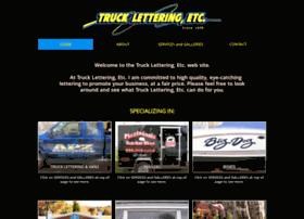 truckletteringetc.com