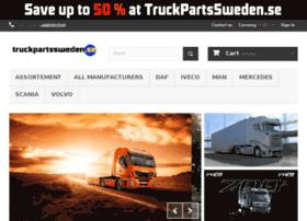 truckpartssweden.se
