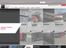 truckracing.renault-trucks.com