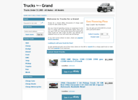 trucksforagrand.com