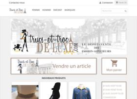 trucs-et-troc-de-luxe.com