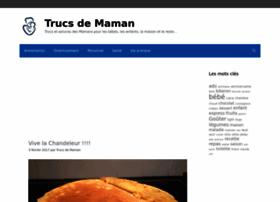 trucsdemaman.com