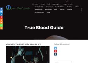truebloodguide.com