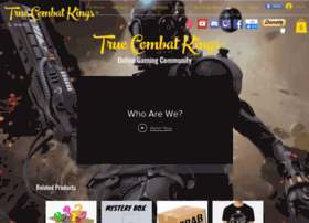 truecombatkings.com
