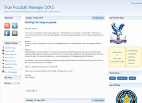 truefootballmanager.com
