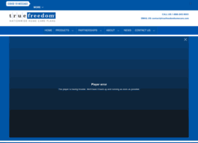 truefreedomhomecare.com