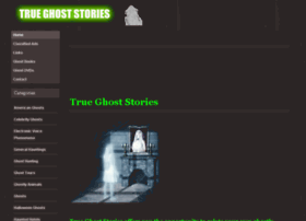 trueghoststories.co.uk