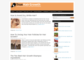 truehairgrowth.com