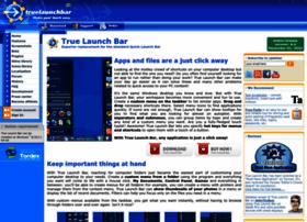 truelaunchbar.com