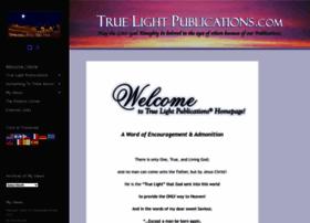 truelightpublications.com