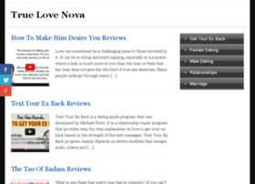 truelovenova.com