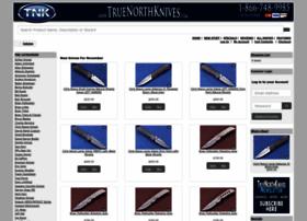 truenorthknives.com