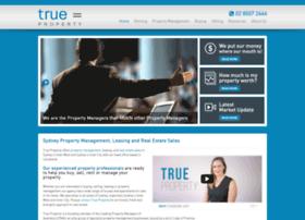 trueproperty.com.au