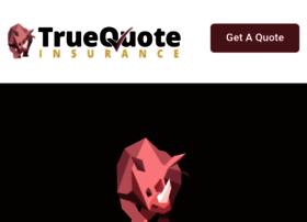truequoteinsurance.com