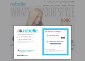 truerebelle.com