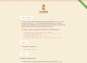 trueskill.org