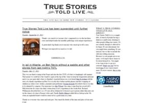truestoriestoldlive.com