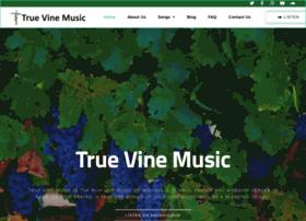 truevinemusic.com