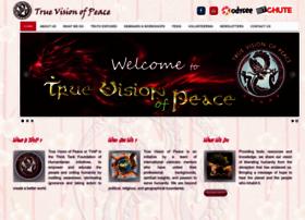 truevisionofpeace.com
