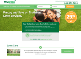 trugreenlawncareoffers.com
