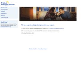 truliantfcu.mortgagewebcenter.com