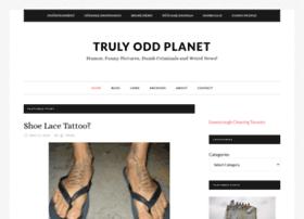 trulyoddplanet.com