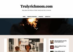 trulyrichmom.com