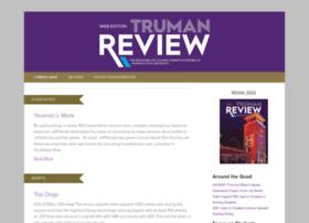 trumanreview.truman.edu