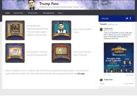 trumpfans.com