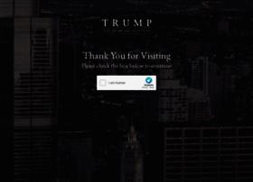 trumpstore.com