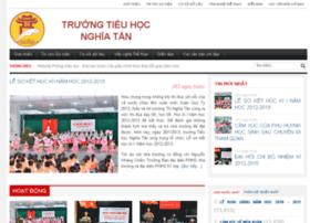 truong-th-nghia-tan.caugiay.edu.vn