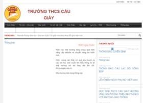 truong-thcs-cau-giay.caugiay.edu.vn
