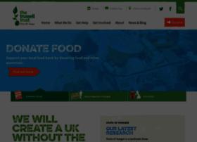 trusselltrust.org.uk