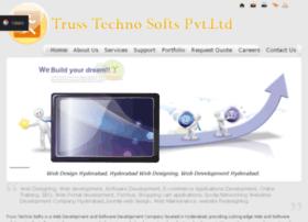 trusstechnosofts.com