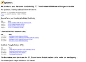 trustcenter.de